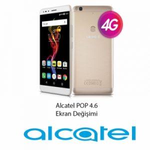 Alcatel POP 4 6 Ekran Değişimi