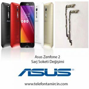 Asus Zenfone 2 Sarj Soket Değişimi