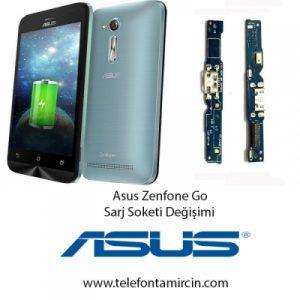 Asus Zenfone Go Sarj Soket Değişimi