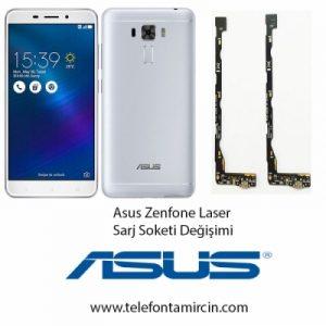 Asus Zenfone Laser Sarj Soket Değişimi