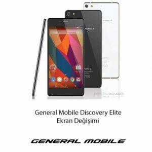 General Mobile Elite Ekran Değişimi