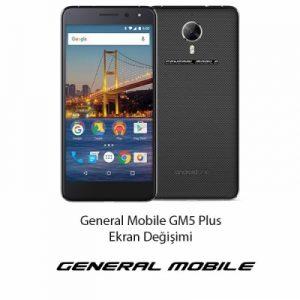 General Mobile 5 Plus Ekran Değişimi