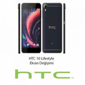HTC 10 Lifestyle Ekran Değişimi