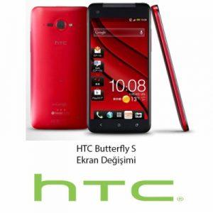 HTC Butterfly S Ekran Değişimi