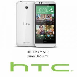HTC Desire 510 Ekran Değişimi