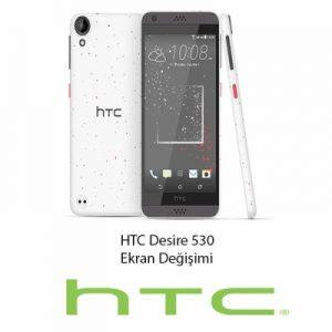 HTC Desire 530 Ekran Değişimi
