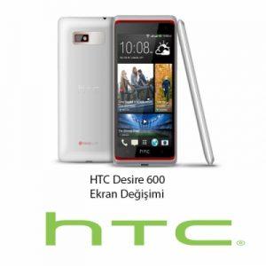 HTC Desire 600 Ekran Değişimi