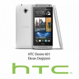 HTC Desire 601 Ekran Değişimi