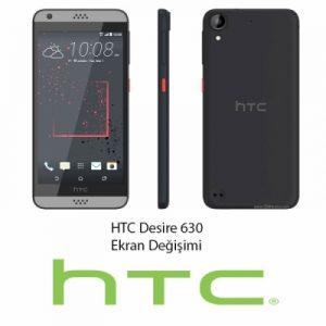 HTC Desire 630 Ekran Değişimi