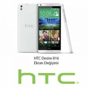 HTC Desire 816 Ekran Değişimi