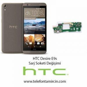 Htc Desire E9 S Sarj Soket Değişimi