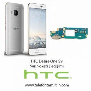 Htc Desire S9 Sarj Soket Değişimi
