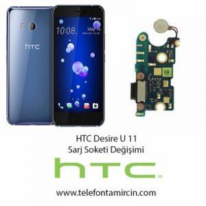 Htc Desire U 11 Sarj Soket Değişimi