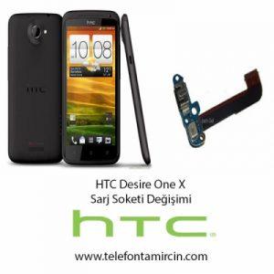Htc Desire One X Sarj Soket Değişimi