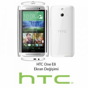 HTC One E8 Ekran Değişimi