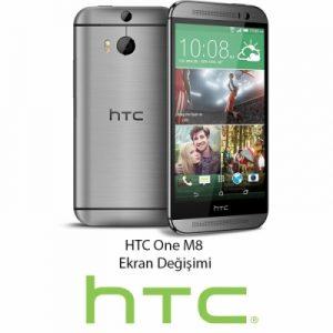 HTC One M8 Ekran Değişimi