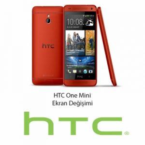 HTC One Mini Ekran Değişimi