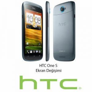 HTC One S Ekran Değişimi
