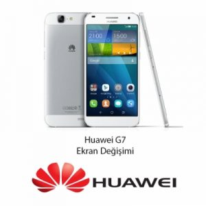 Huawei G7 Ekran Değişimi
