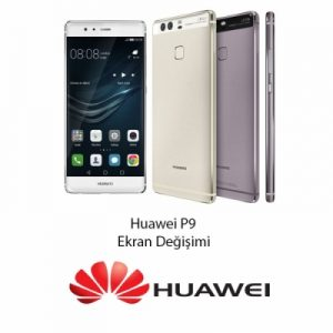 Huawei P9 Ekran Değişimi