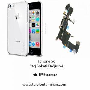 iPhone 5c Sarj Soketi Değişimi