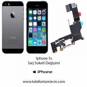 iPhone 5S Sarj Soketi Değişimi