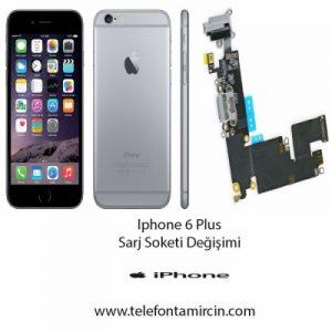 iPhone 6 Plus Sarj Soketi Değişimi