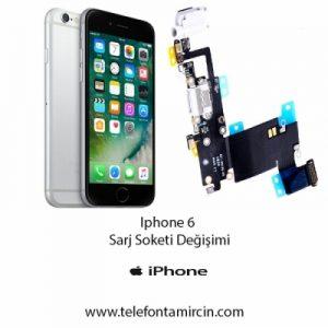iPhone 6 Sarj Soketi Değişimi