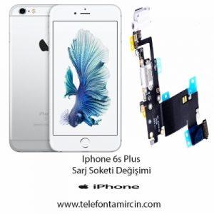 iPhone 6s  Plus Sarj Soketi Değişimi