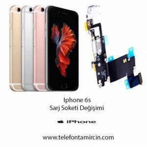 iPhone 6s Sarj Soketi Değişimi