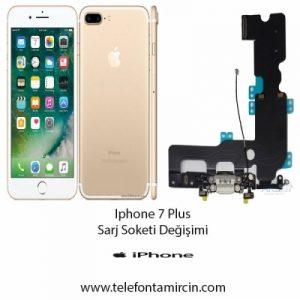 iPhone 7 Plus Sarj Soketi Değişimi