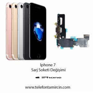 iPhone 7 Sarj Soketi Değişimi