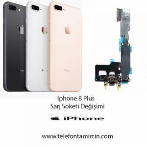 iPhone 8 Plus Sarj Soketi Değişimi