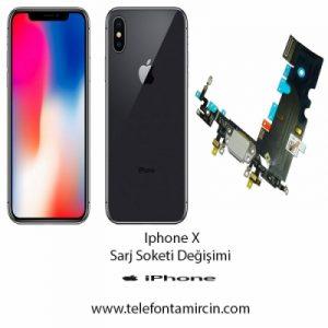 iPhone  X Sarj Soketi Değişimi