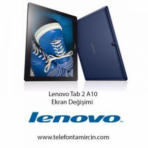Lenovo Tab 2 Ekran Değişimi