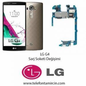 LG G4 Sarj Soket Değişimi