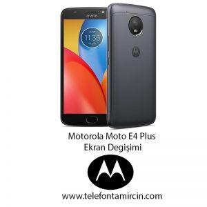 Motorola Moto E4 Plus Ekran Değişimi