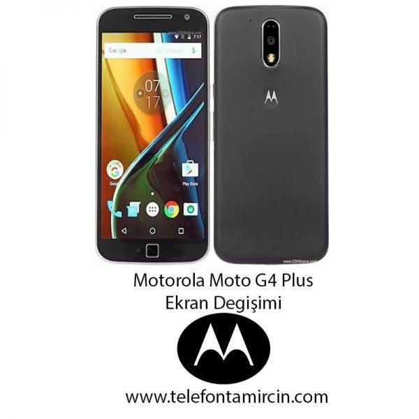 Motorola Moto G4 Plus Ekran Değişimi