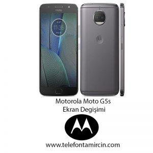 Motorola Moto G5s Plus Ekran Değişimi