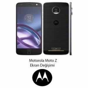 Motorola Moto Z Ekran Değişimi
