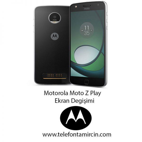 Motorola Moto Z Play Ekran Değişimi