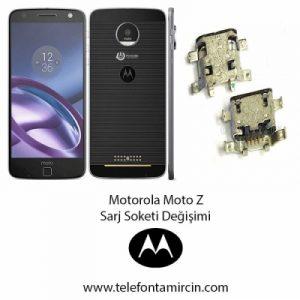 Motorola Moto Z Şarj Soketi Değişimi