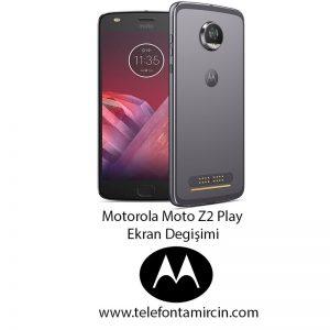 Motorola Moto Z2 Play Ekran Değişimi