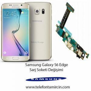 Samsung S6 Edge Sarj Soketi Değişimi