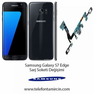 Samsung S7 Edge Sarj Soketi Değişimi