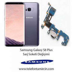 Samsung S8 Plus Sarj Soketi Değişimi
