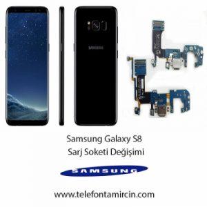 Samsung S8 Sarj Soketi Değişimi