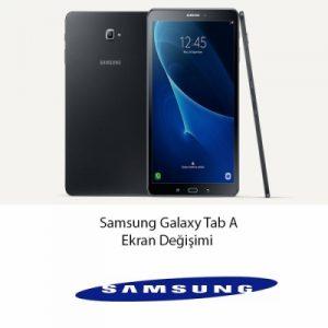 Samsung Galaxy Tab A Ekran Değişimi