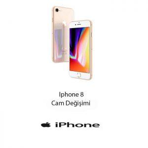 İphone 8 Cam Değişim Fiyatı 180 TL