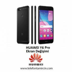 Huawei Y6 Pro Ekran Değişimi